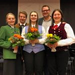4 in 1 – das Kapellmeister-Quartett