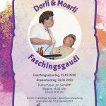 Dorli & Moarli Flyer