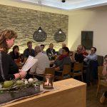 Jahresabschlussfeier im Gasthaus Ganglwirt